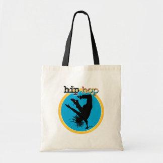 Danza - bolso de azules de Hip Hop Bolsa Tela Barata