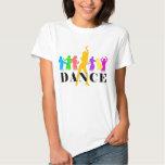 DANZA - camiseta de la muñeca Camisas