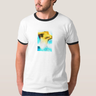 danza con el viento. Performance. T Shirt 2