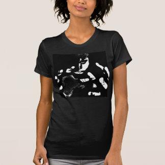 Danza con la camiseta para mujer muerta
