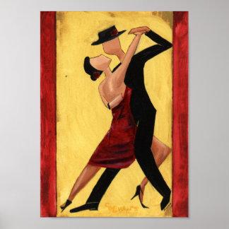 Danza conmigo póster