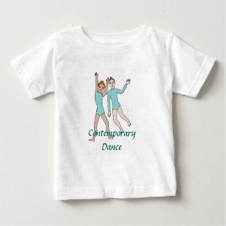 Danza contemporánea playera para bebé