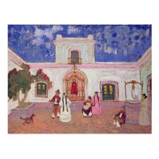 Danza criolla, antes de 1927 tarjeta postal