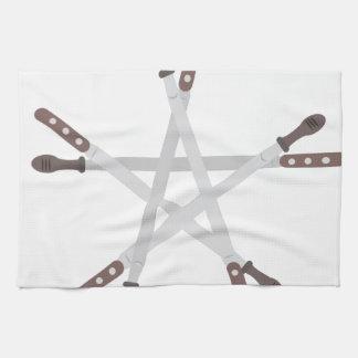 Danza de espada toalla