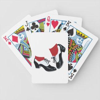 Danza de golpecito baraja cartas de poker