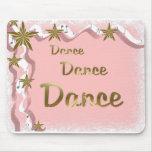 Danza de la danza de la danza alfombrilla de raton