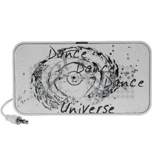¡Danza de la danza de la danza! iPhone Altavoces
