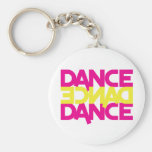 danza de la danza de la danza llavero
