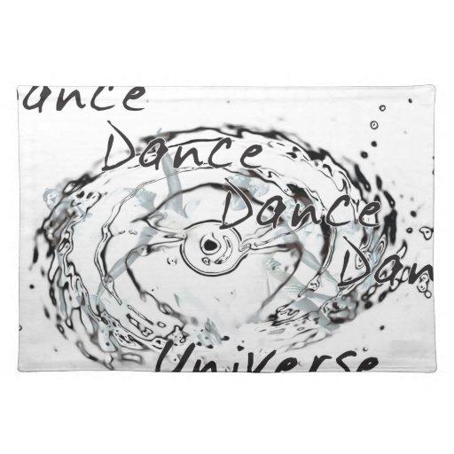 ¡Danza de la danza de la danza! Mantel