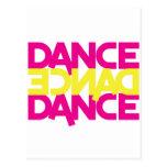 danza de la danza de la danza postal