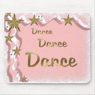 Danza de la danza de la danza tapete de ratones