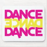 danza de la danza de la danza alfombrillas de ratones