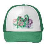 Danza de la iguana con usted gorra