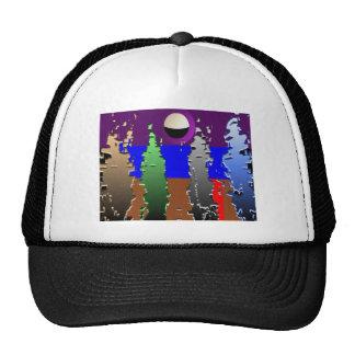 Danza de la luna gorra