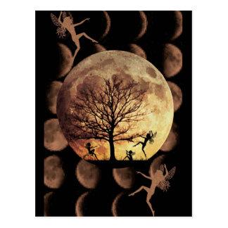 Danza de la luna postal