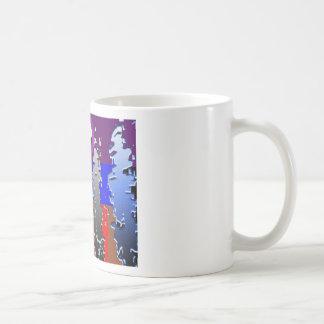 Danza de la luna tazas de café