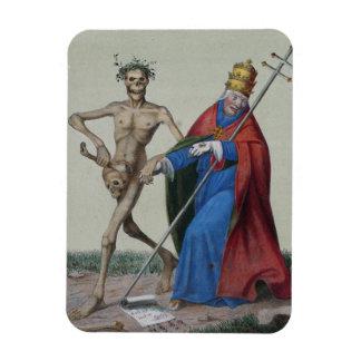 Danza de la muerte en Basilea el   el papa Iman De Vinilo