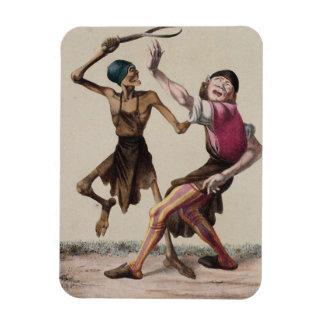 Danza de la muerte en Basilea el | el zapatero Imán