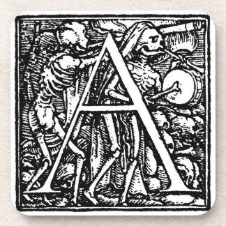 Danza de la muerte un práctico de costa del corcho posavaso