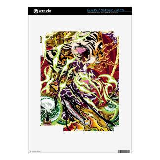 Danza de la piel del iPad 3 de la ascensión iPad 3 Skin