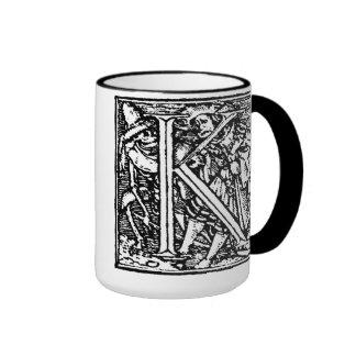 Danza de la taza de la muerte K