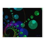 Danza de las esferas II - violeta y trullo cósmico Anuncios