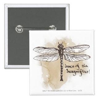Danza de las libélulas pin