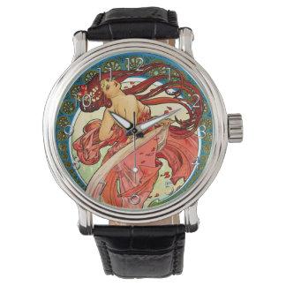 Danza de los artes relojes de mano