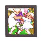 danza de los niños caja de regalo de calidad