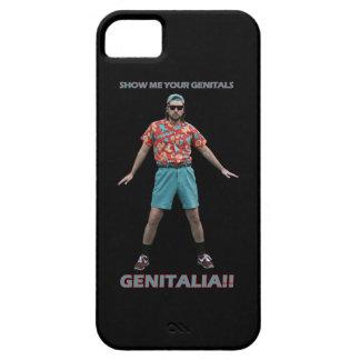 Danza de los órganos genitales iPhone 5 carcasas
