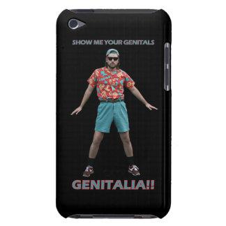 Danza de los órganos genitales Case-Mate iPod touch protectores