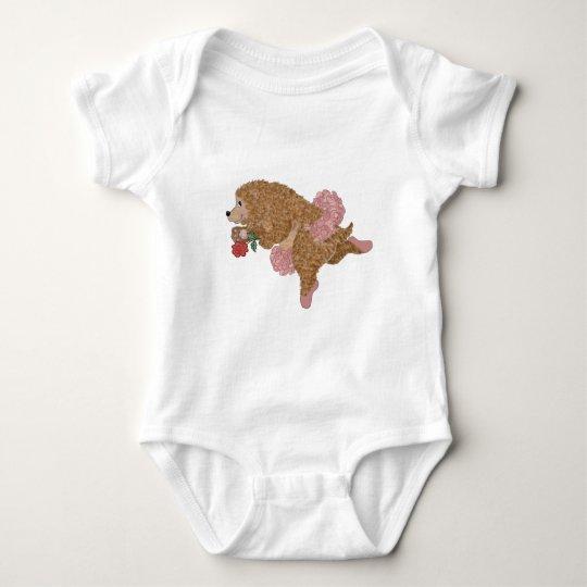 Danza de los osos body para bebé