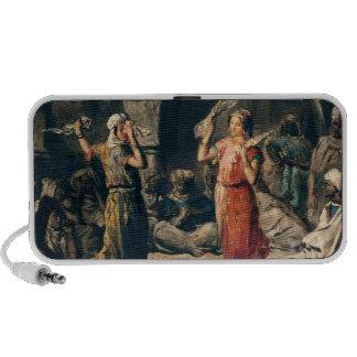 Danza de los pañuelos, 1849 PC altavoces