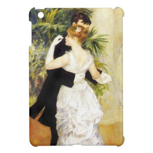 Danza de Renoir en caso del iPad de la ciudad el m
