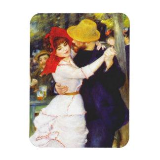 Danza de Renoir en el imán de Bougival