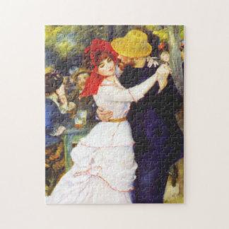 Danza de Renoir en el rompecabezas de Bougival