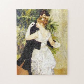 Danza de Renoir en el rompecabezas de la ciudad