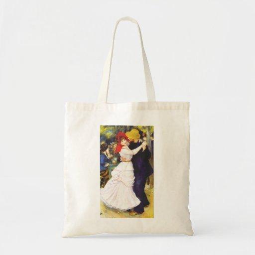 Danza de Renoir en la bolsa de asas de Bougival