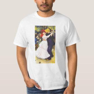 Danza de Renoir en la camiseta de Bougival Playera