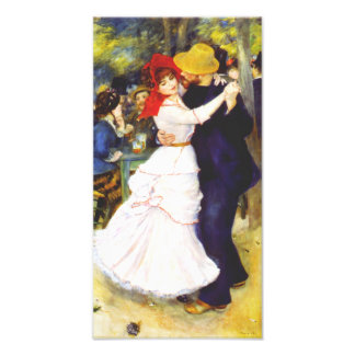 Danza de Renoir en la impresión de Bougival Impresiones Fotograficas
