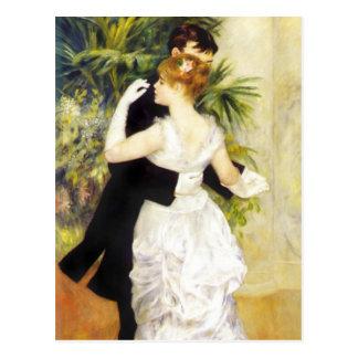 Danza de Renoir en la postal de la ciudad