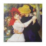 Danza de Renoir en la teja de Bougival