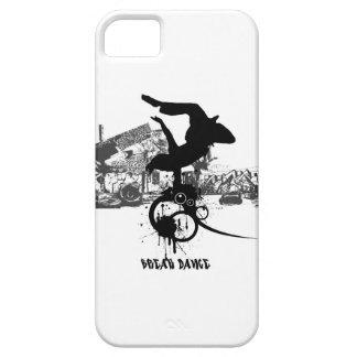 Danza de rotura de IPhone Hardcase iPhone 5 Funda