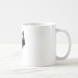 Danza de rotura tazas de café