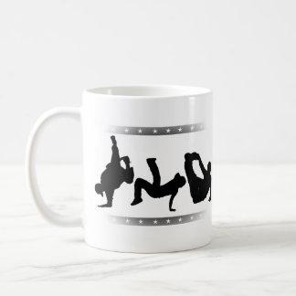 Danza de rotura tazas