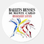 Danza de Russes del ballet Pegatina
