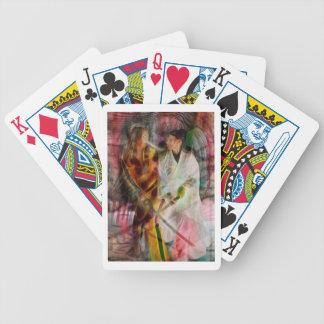 Danza de SABRE Baraja Cartas De Poker