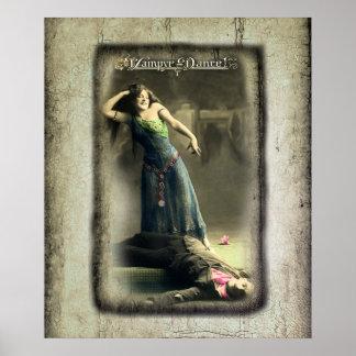 Danza de Vampyr Poster