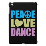 Danza del amor de la paz iPad mini coberturas