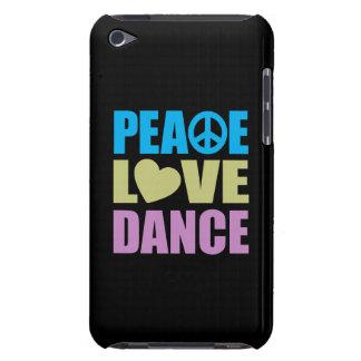 Danza del amor de la paz iPod touch Case-Mate cárcasas